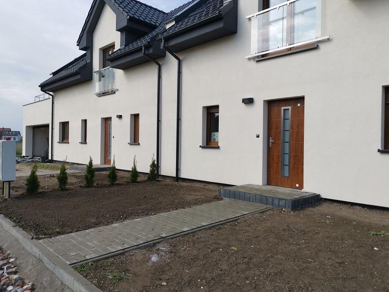 Zaciszne wille - inwestycja lusówko - futurehouse - deweloper poznań, firma budowlana